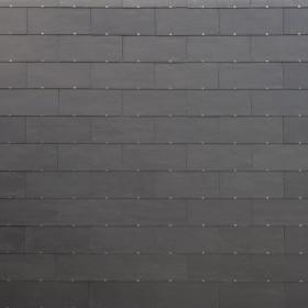 Фасадный сланец CUPA Прямоугольная Двойная Кладка